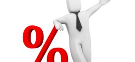 Процент на МДБ за Април 2015 година